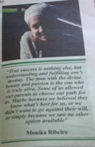 True Success quote
