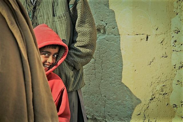 Boy Afghanistan