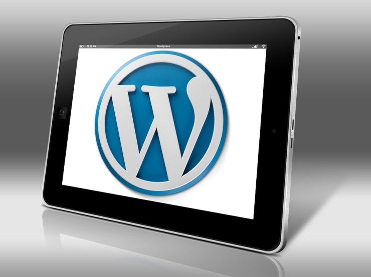 WordPress Image Linked