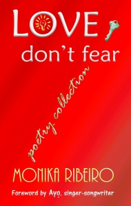 Love, don't Fear - Book Cover