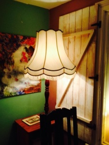 yeha inside lamp