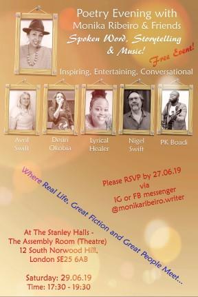 Stanley Halls Event